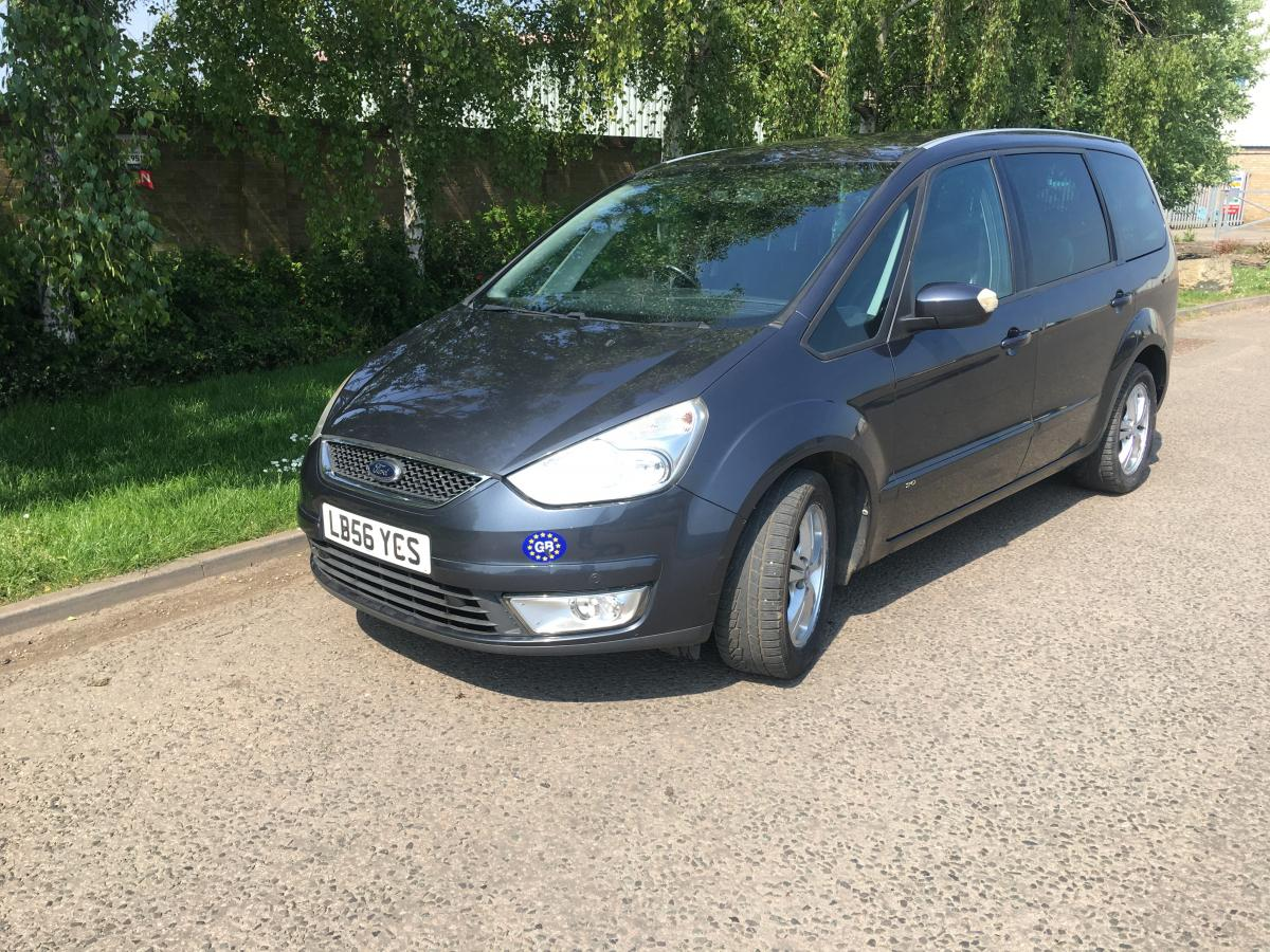 Ford galaxy 2.0 tdci  ZETEC 6G