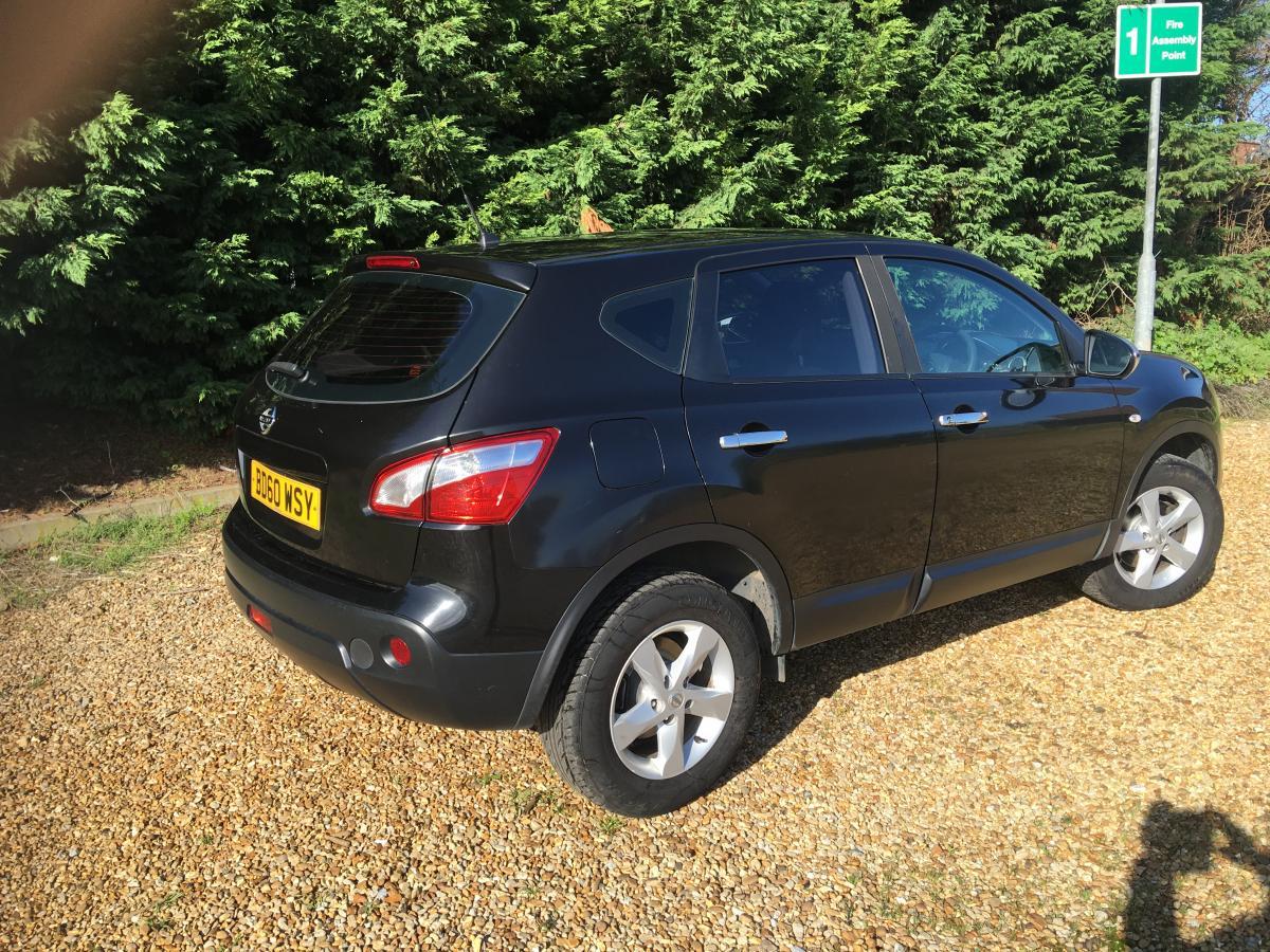 SUV (2010 - 2013) MK 1 Facelift 1.6 Visia 2WD 5dr - 2010 - £2,999