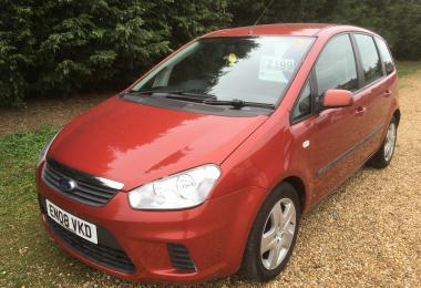 SW Car Supermarket Ford C-max Style mpv (multi-purpose vehicle)