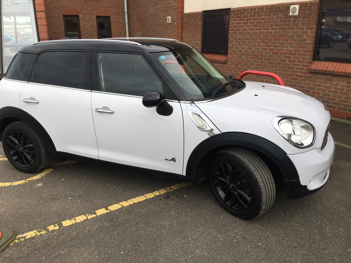 Mini Cuntryman cooper D ALL4
