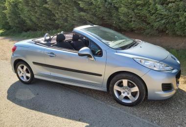 SW Car Supermarket  Peugeot 207 CC 1.6 VTi Sport 2dr