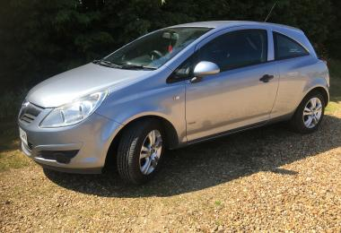 SW Car Supermarket Vauxhall Corsa Breeze 3 door hatchback