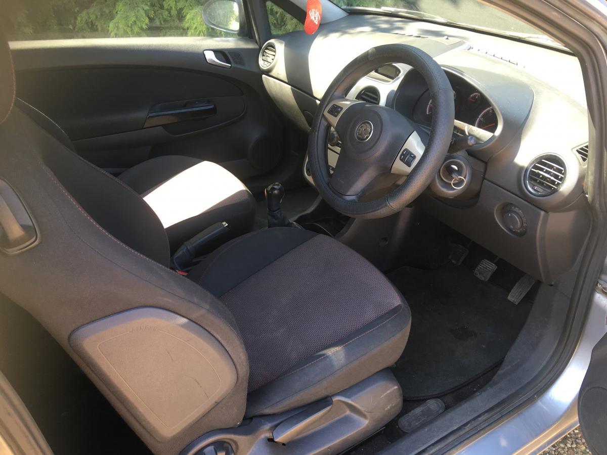 Vauxhall Corsa Breeze 3 door hatchback - 2008 - £1,399